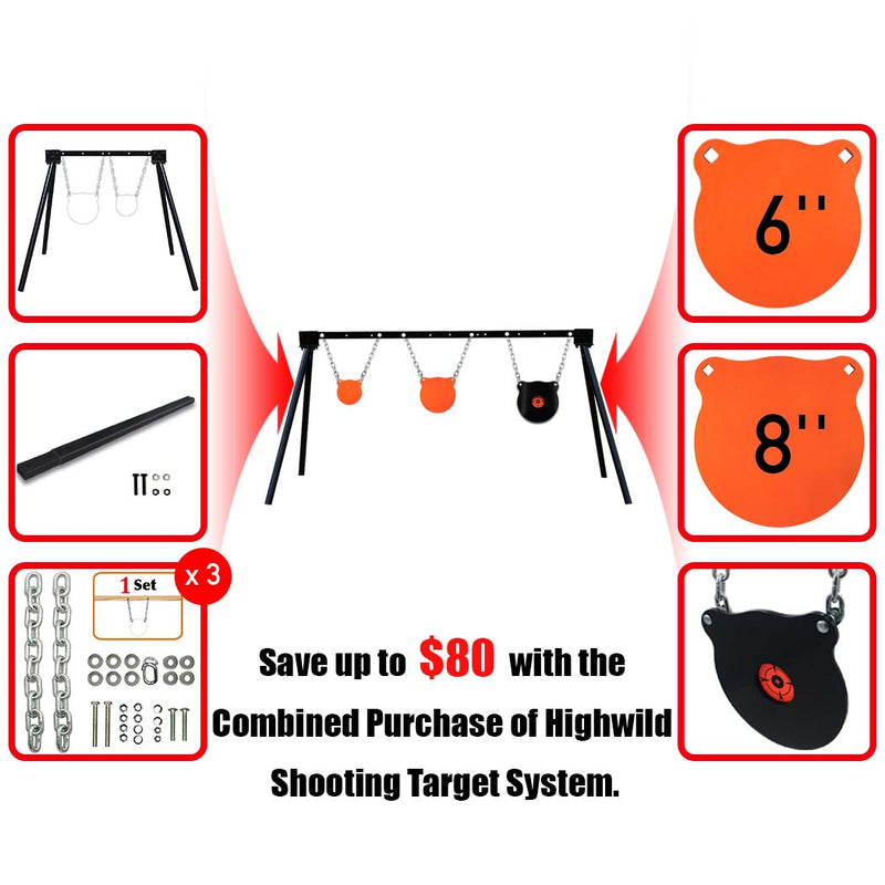 B001 Stand Complete Target System 28