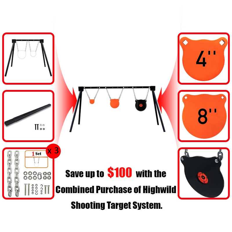 B001 Stand Complete Target System 30