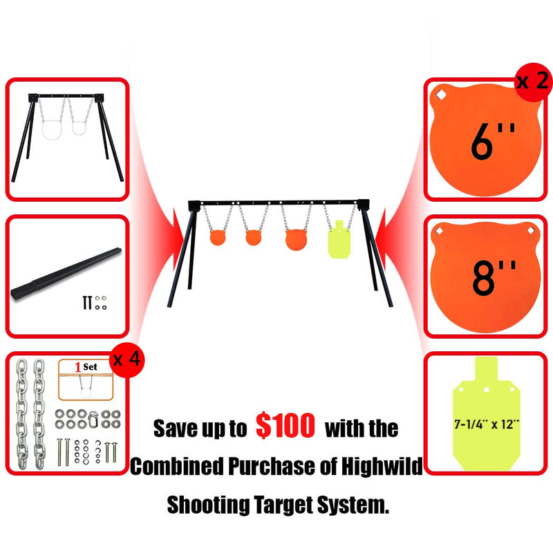 B001 Stand Complete Target System 41