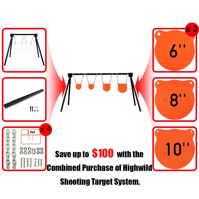 B001 Stand Complete Target System 40