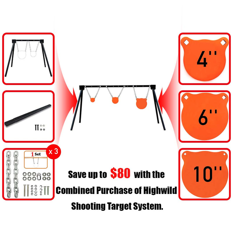 B001 Stand Complete Target System 23