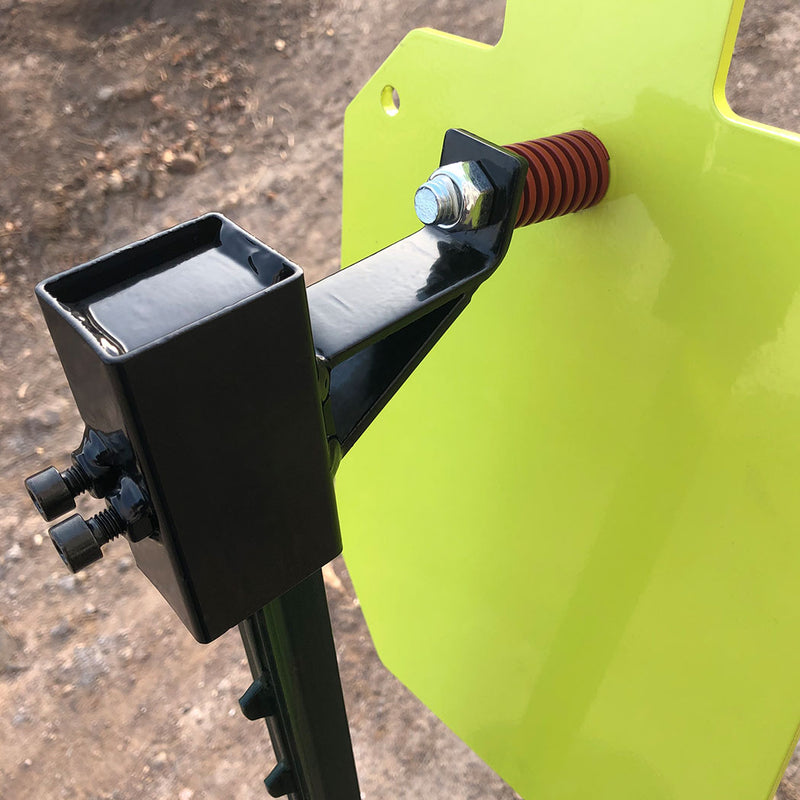 T-Post Target Mount Bracket