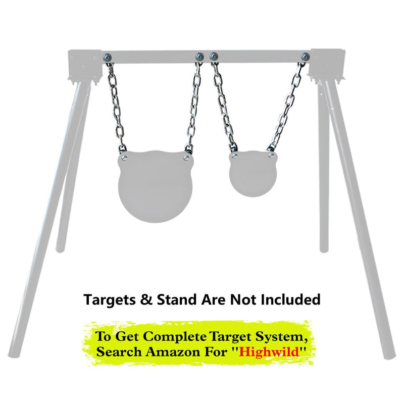 Target Hanging Chain Mounting Kit - 2 SET