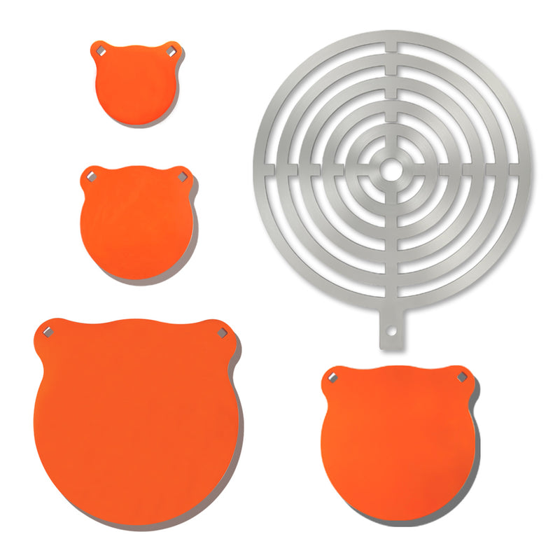 Painting Stencil & Targets Set 3