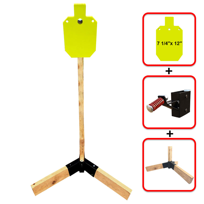 "Tripod Base Stand + Mounting Kit + 7"" X 12"" Torso"