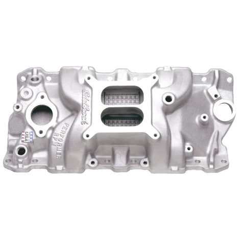 Edelbrock 7101 - Performer RPM Intake Manifolds - Small Block Chevy