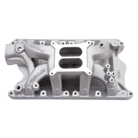 Edelbrock 7581 - RPM Air Gap Intake Manifolds - 351w