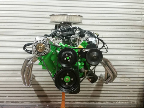 466-472ci Basic Iron Head ~400hp Build