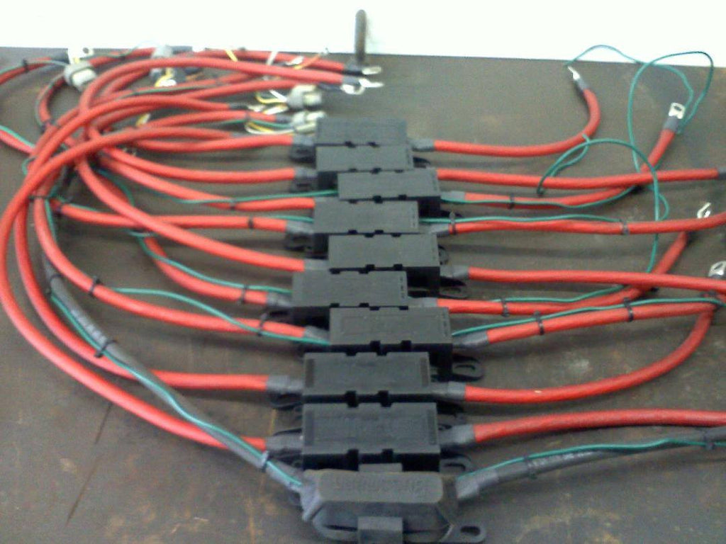 Amp Wire Harness Ford - List of Wiring Diagrams