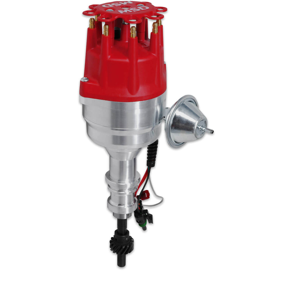 MSD Ready-to-run Pro Billet Distributor Ford 289/302 (8352)