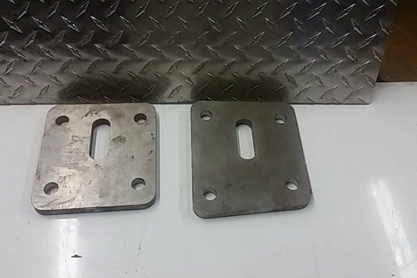 78-97 Ford Front Dana 60 Flip Plates