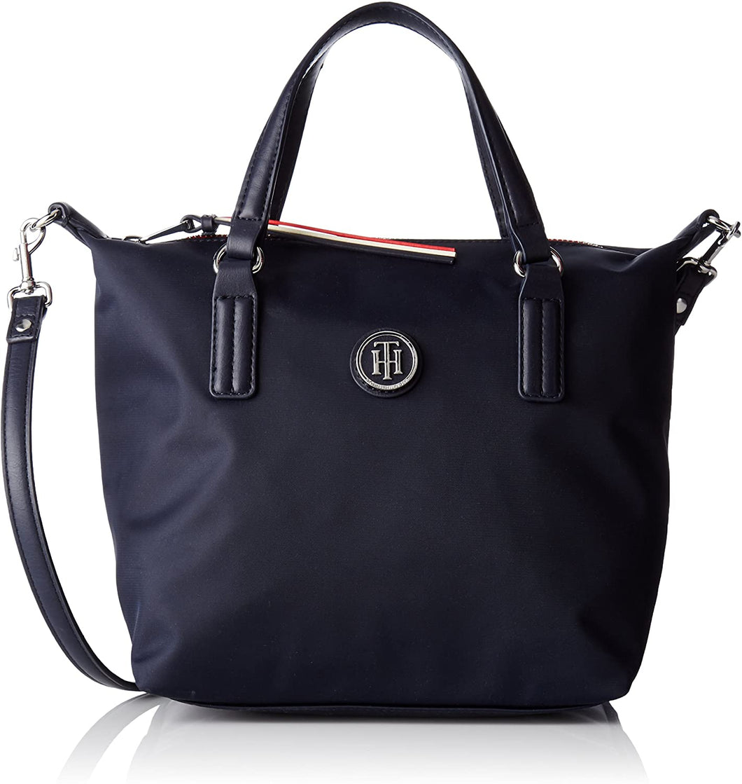 Tommy Hilfiger Poppy Small Tote, Bolso totes para Mujer, 23x15x22 cm (W x H x L)