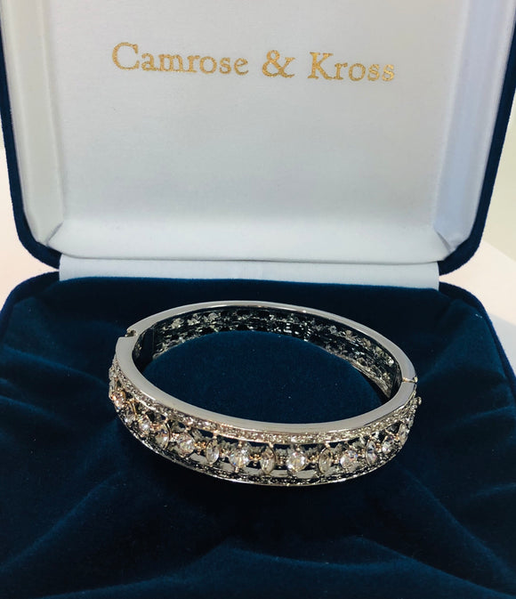 Camrose and Kross sterling silver bracelet