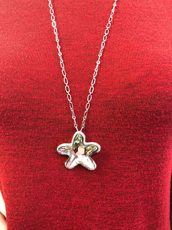 Star fish fifth Avenue necklace