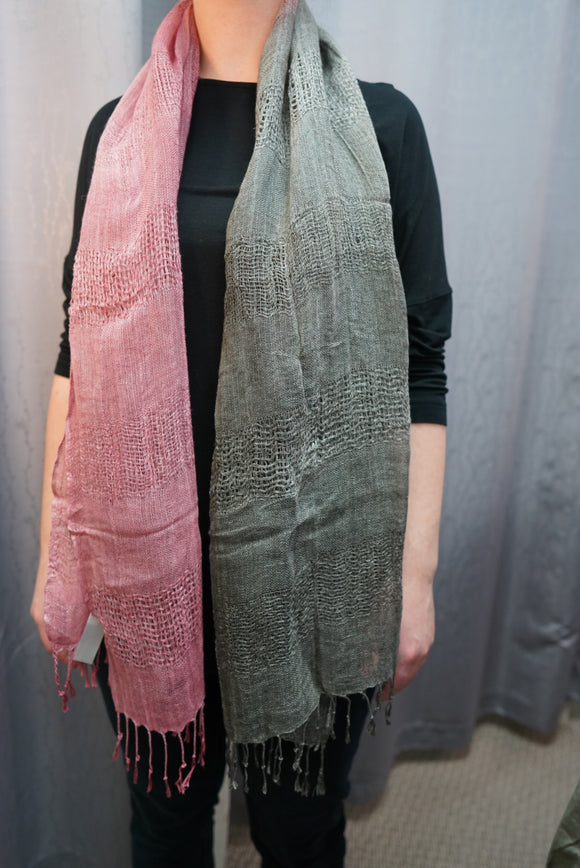 Two- tone Scarf