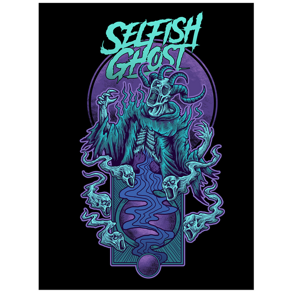 Selfish Ghost Poster