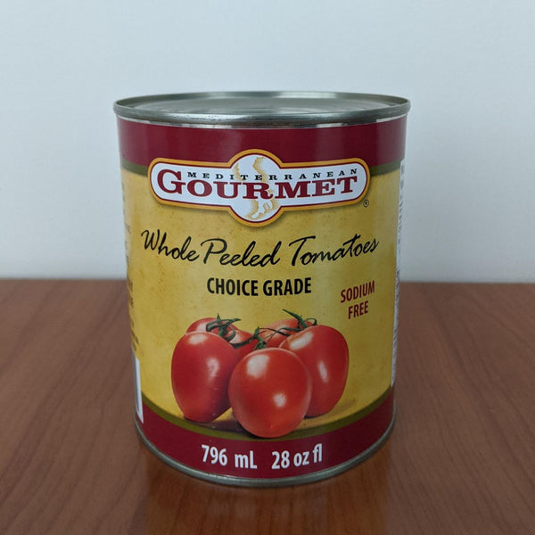 Canned, Tomatoes, Whole Peeled