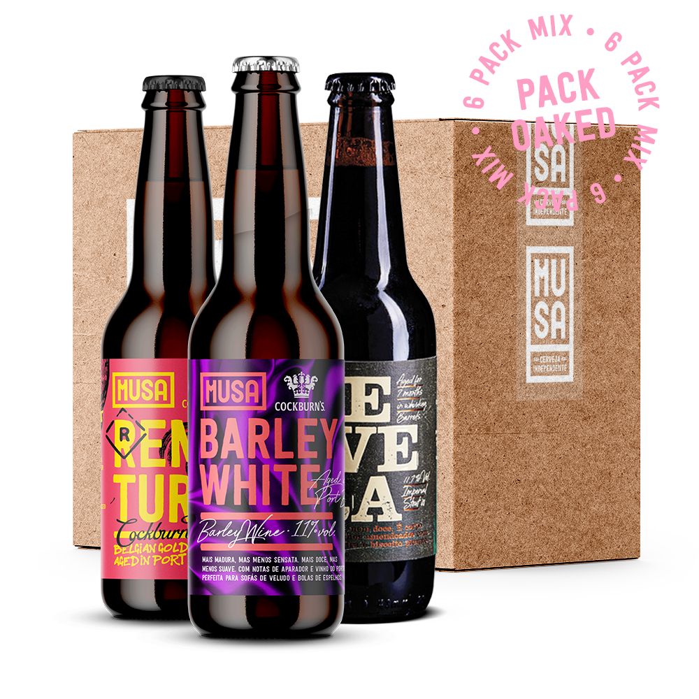 6 Pack | Barrel Aged