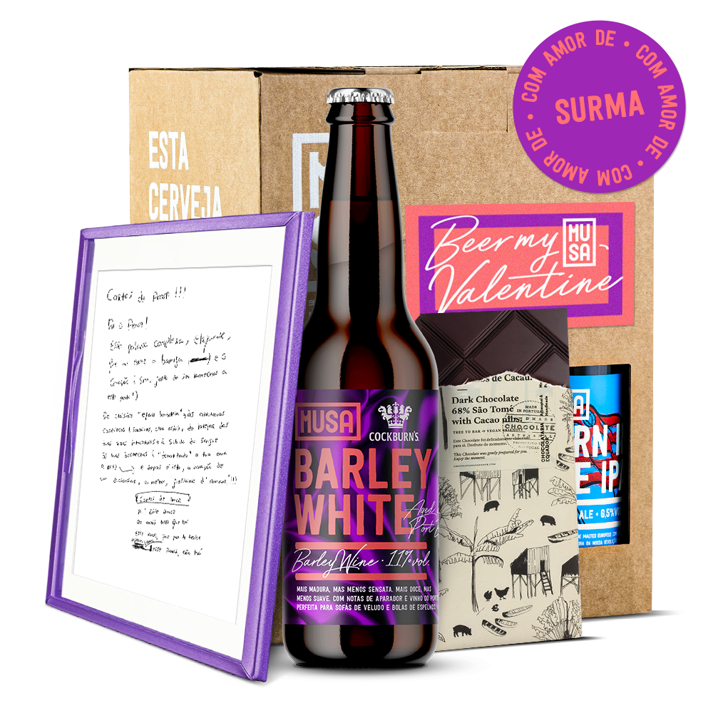 Beer My Valentine | Premium Pack