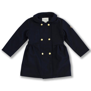 Darryl Coat, navy