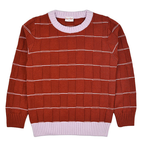 Alex Pullover, red