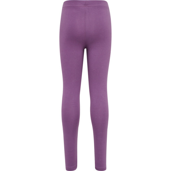 Onze Tights, violet - Hummel