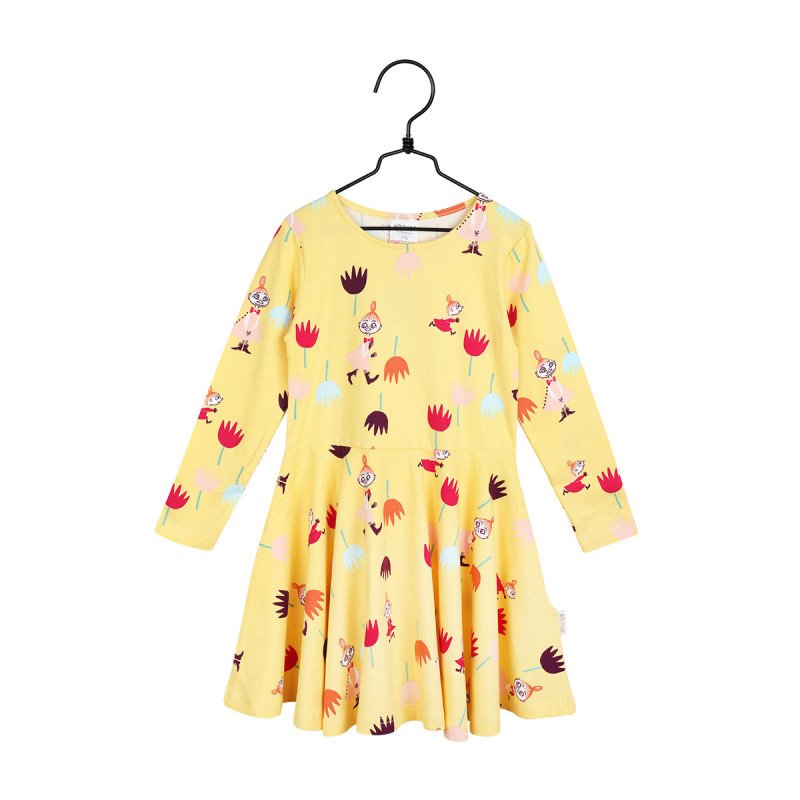 Moomin Dress, tulpis/yellow