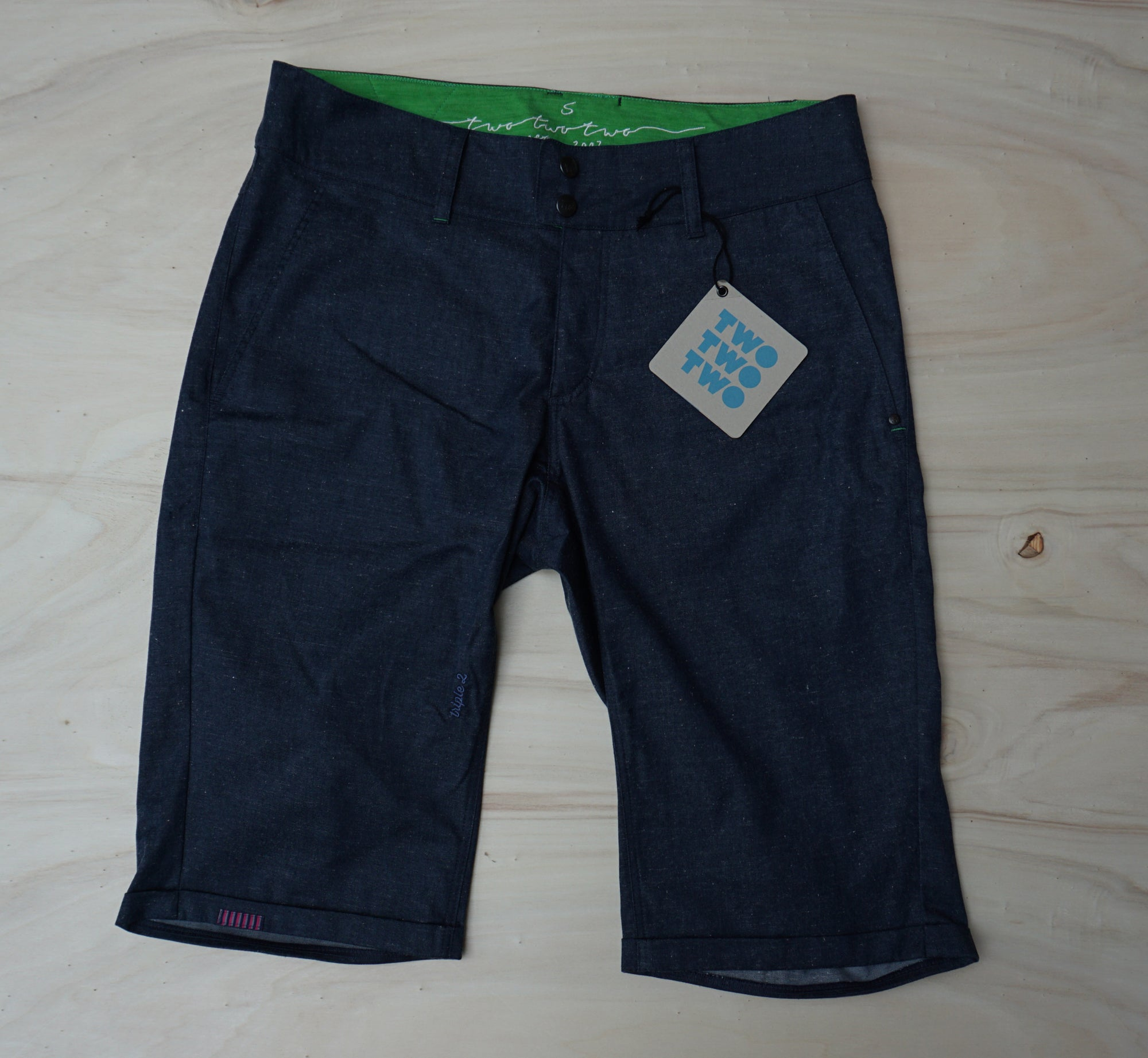 Kort Men Shorts, denimblue - triple2