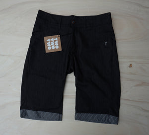 Kort Men Shorts, dark jeans - triple2
