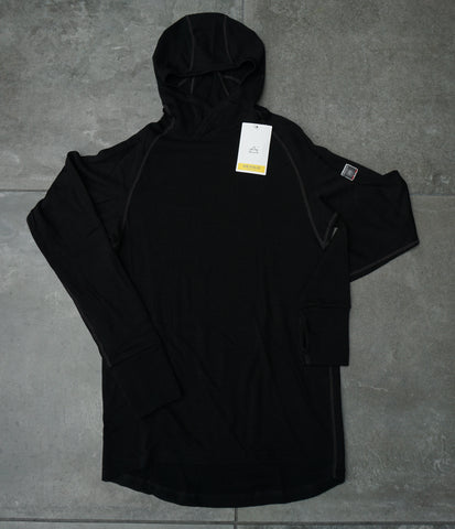 Expedition Merino Hoodie, black - Devold of Norway
