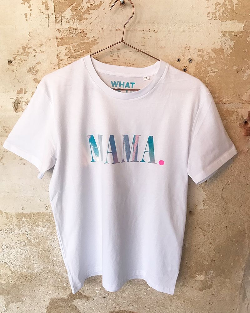 MAMA Shirt - holographic