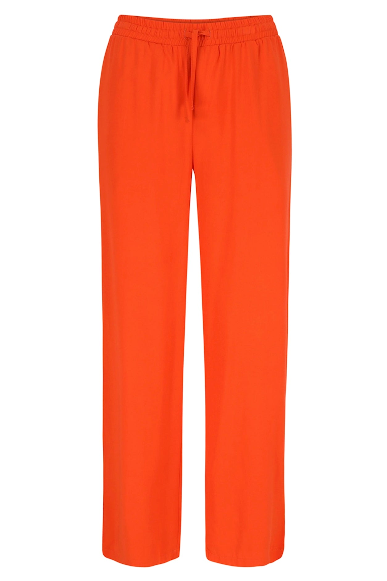 Luna Trousers, grenadine red - LilyBalou