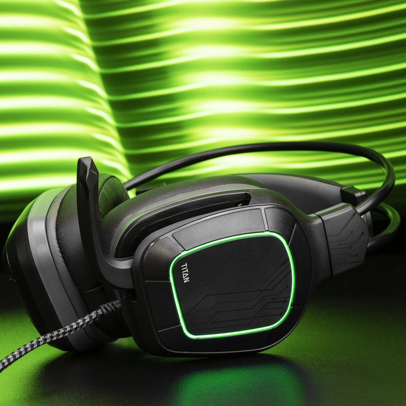 TITAN 7.1 Gaming Headset