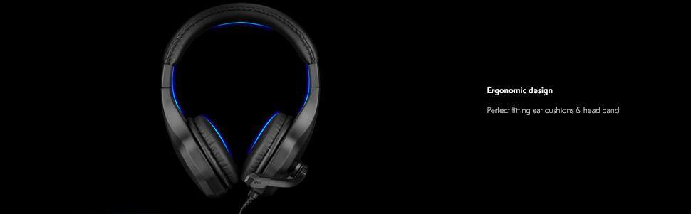 NX120 Gaming Headset - NiTHO
