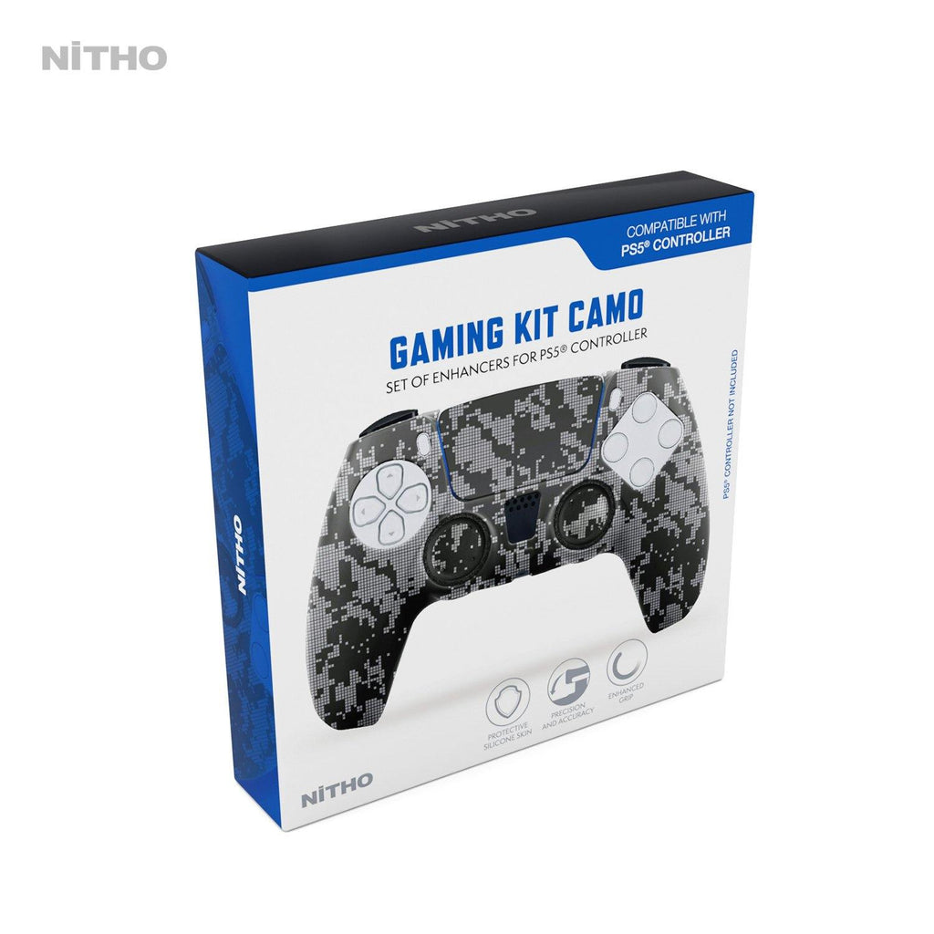 PS5 GAMING KIT CAMO - NiTHO