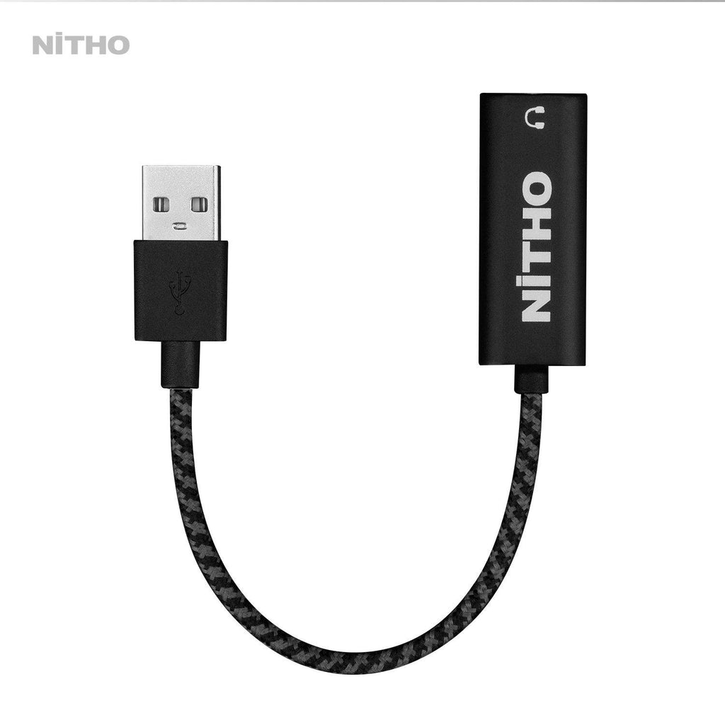 7.1 Surround Sound Adapter - NiTHO