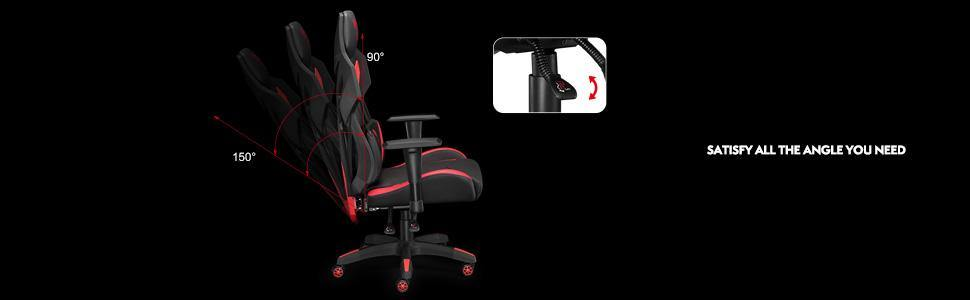 VIPER GT-1 Gaming Chair - NiTHO