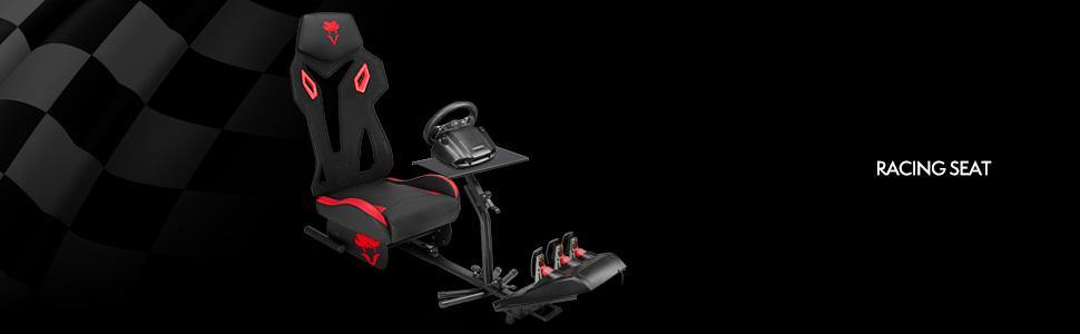 VIPER RT-1 RACING SEAT - NiTHO