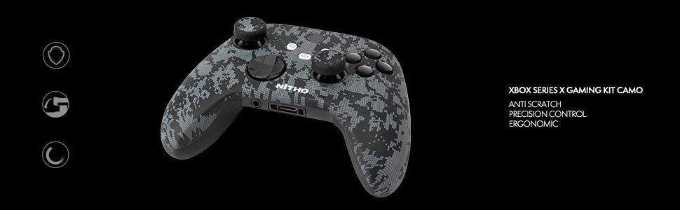 XBX GAMING KIT CAMO - NiTHO