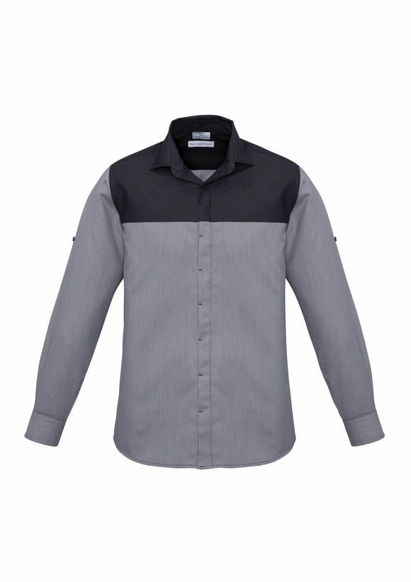 Havana Long Sleeve Shirt | Mens