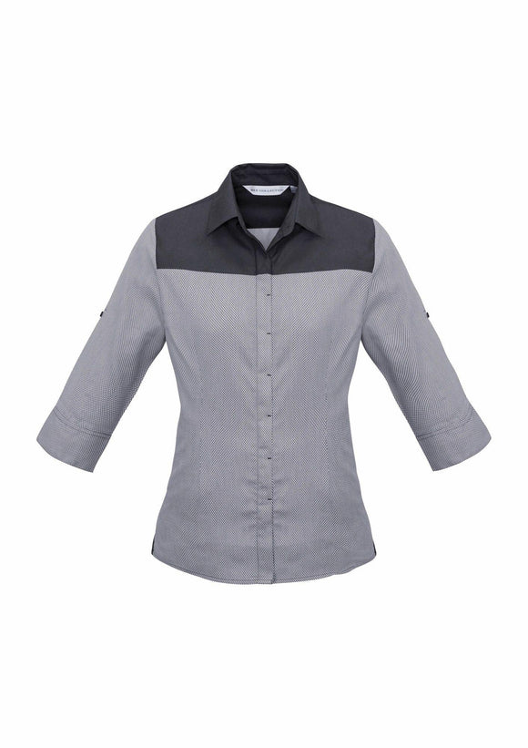 Havana 3-4 Sleeve Shirt | Womens