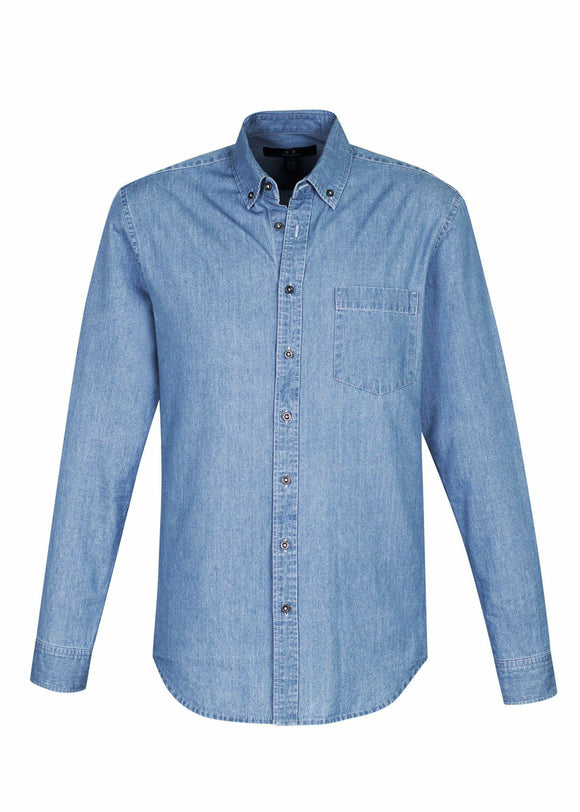 Indie Long Sleeve Shirt | Mens