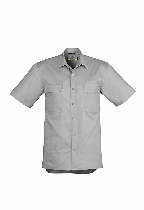 Lightweight Tradie Short Sleeve Shirt | Mens