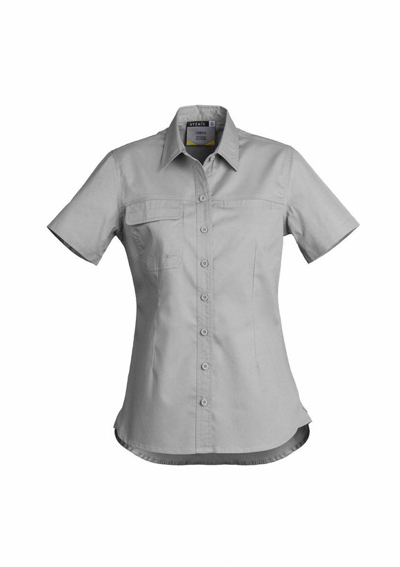 Lightweight Tradie Short Sleeve Shirt | Womens