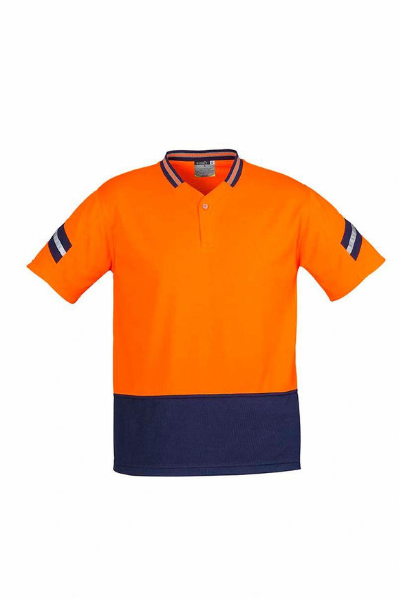 Hi Vis Astro Short Sleeve Polo | Mens