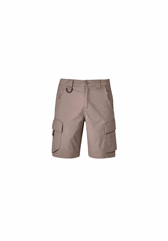 Streetworx Curved Cargo Short | Mens