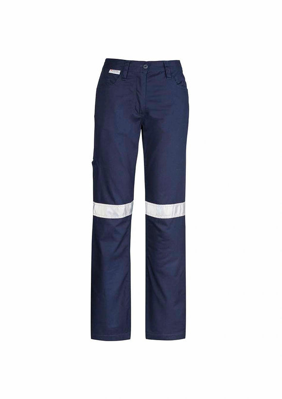 Plain Taped Utility Pant | Womens