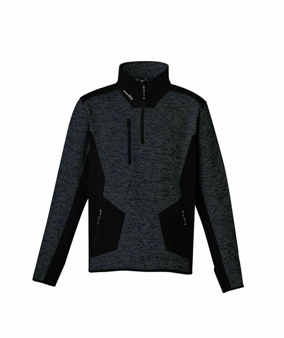 Streetworx Reinforced 1-2 Zip Pullover | Unisex