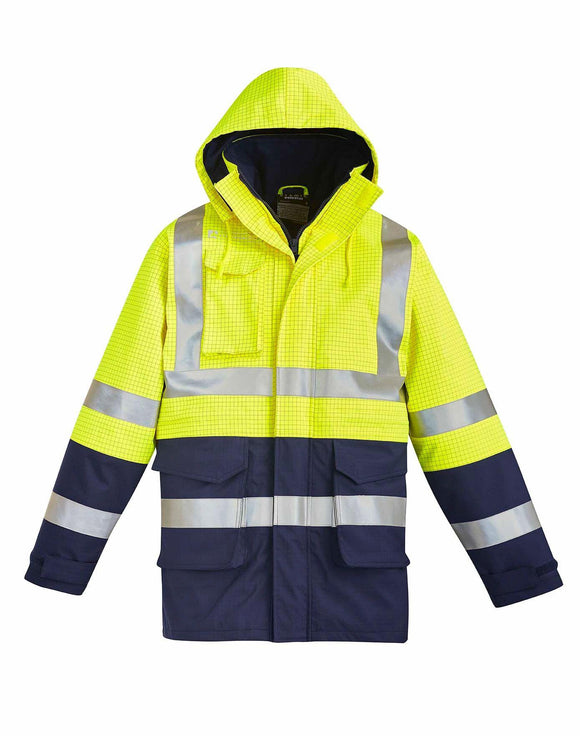 ARC Rated Anti-Static Waterproof Jacket | Mens