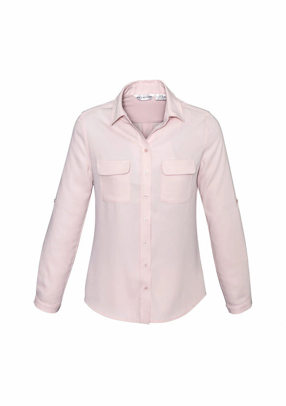 Madison Long Sleeve Shirt | Womens